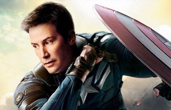 Como seria Keanu Reeves interpretando personagens em outros filmes de super-heróis (20 fotos) 12