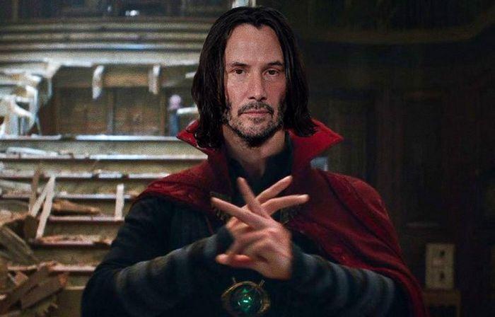 Como seria Keanu Reeves interpretando personagens em outros filmes de super-heróis (20 fotos) 16