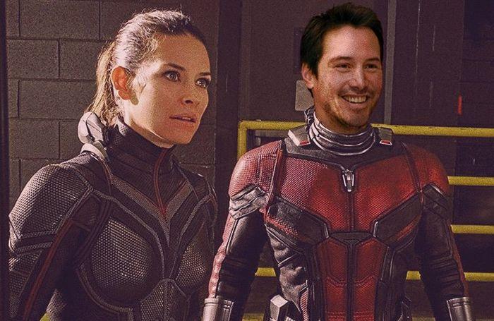 Como seria Keanu Reeves interpretando personagens em outros filmes de super-heróis (20 fotos) 19