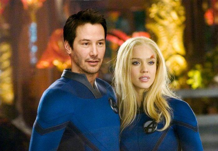 Como seria Keanu Reeves interpretando personagens em outros filmes de super-heróis (20 fotos) 20
