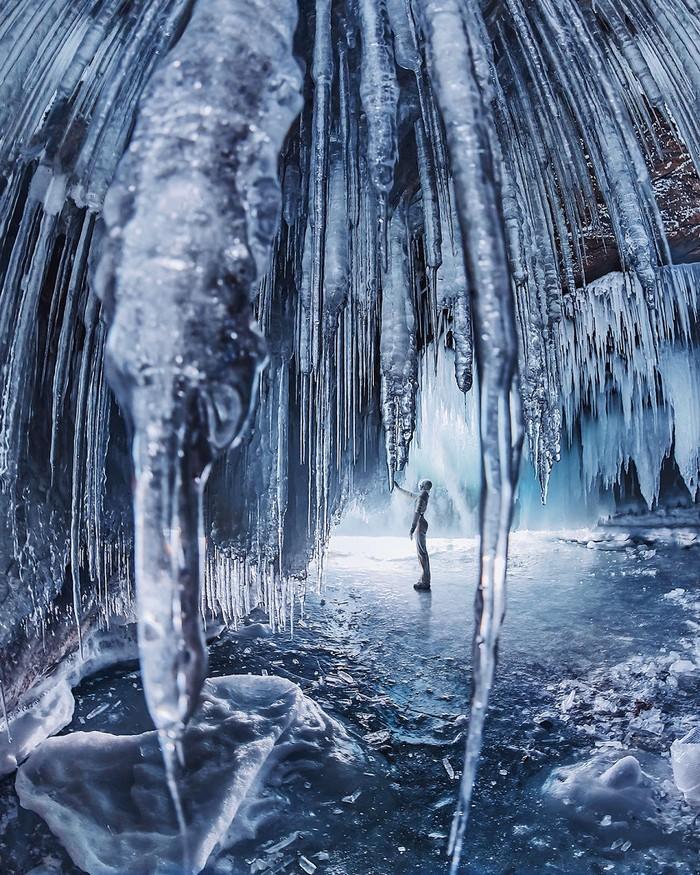 34 fotos de Baikal, o lago mais profundo e mais antigo do mundo 2