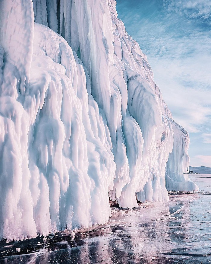 34 fotos de Baikal, o lago mais profundo e mais antigo do mundo 28