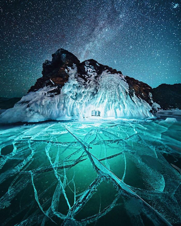 34 fotos de Baikal, o lago mais profundo e mais antigo do mundo 25