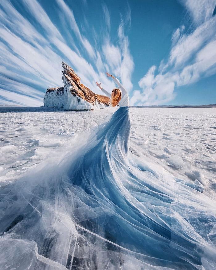 34 fotos de Baikal, o lago mais profundo e mais antigo do mundo 23