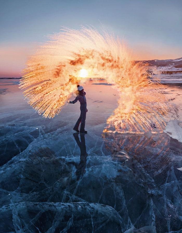 34 fotos de Baikal, o lago mais profundo e mais antigo do mundo 20