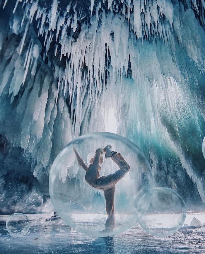 34 fotos de Baikal, o lago mais profundo e mais antigo do mundo 10