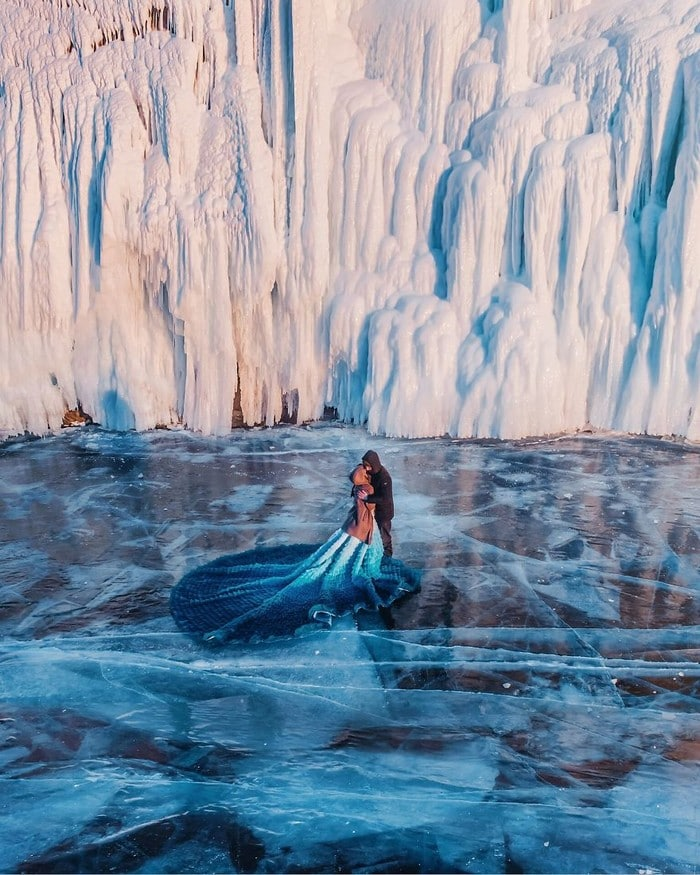34 fotos de Baikal, o lago mais profundo e mais antigo do mundo 6