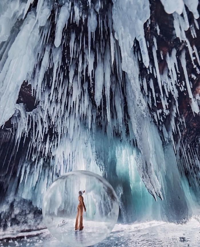 34 fotos de Baikal, o lago mais profundo e mais antigo do mundo 4