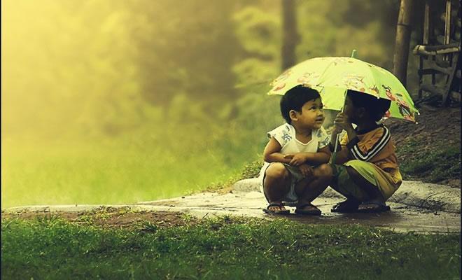 A gentileza é um ato de amor que sempre retorna para aqueles que a oferecem