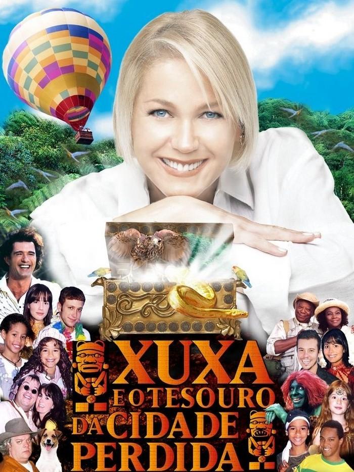 11 maiores sucessos nos cinemas da Xuxa a rainha dos baixinhos 9