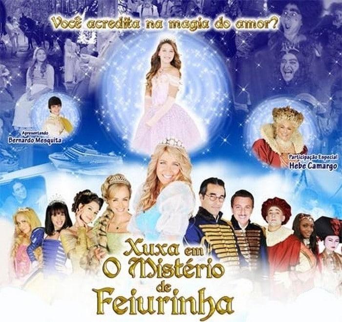 11 maiores sucessos nos cinemas da Xuxa a rainha dos baixinhos 12