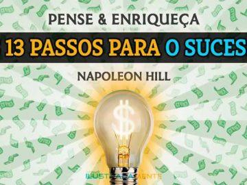 Os 13 passos para o sucesso de Napoleon Hill 2