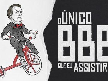 Bolsonaro e Lula no BBB 4
