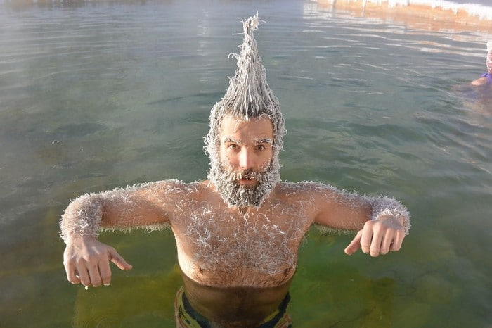 O Canadá tem uma competição anual de congelamento de cabelos e as fotos deste ano são loucas (35 fotos) 5