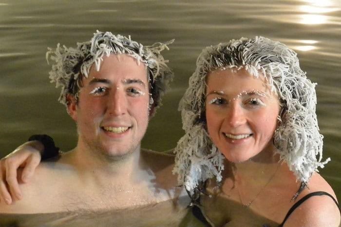 O Canadá tem uma competição anual de congelamento de cabelos e as fotos deste ano são loucas (35 fotos) 15