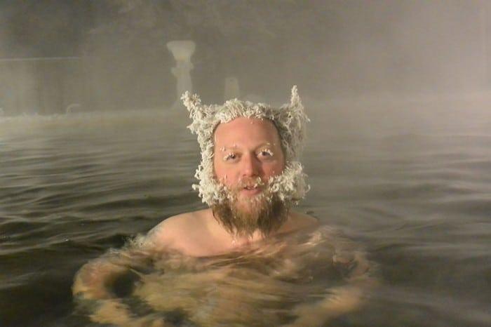 O Canadá tem uma competição anual de congelamento de cabelos e as fotos deste ano são loucas (35 fotos) 30