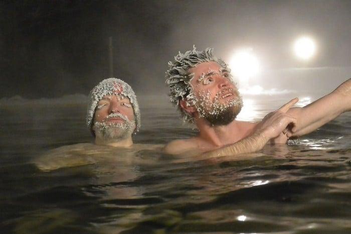 O Canadá tem uma competição anual de congelamento de cabelos e as fotos deste ano são loucas (35 fotos) 32