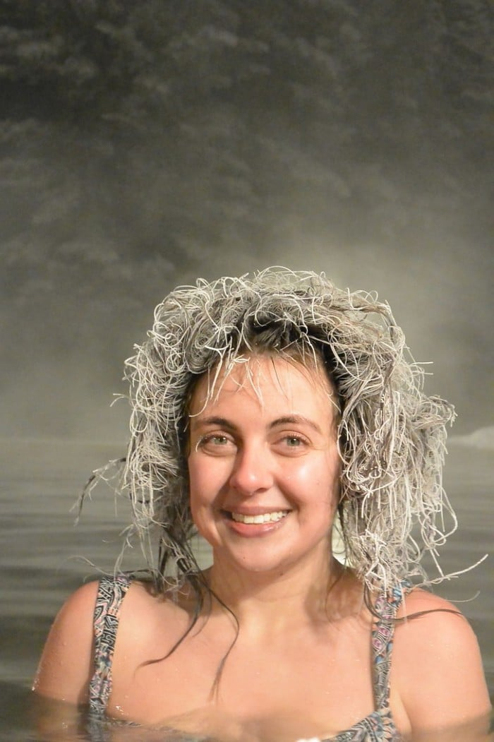 O Canadá tem uma competição anual de congelamento de cabelos e as fotos deste ano são loucas (35 fotos) 34