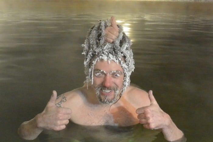 O Canadá tem uma competição anual de congelamento de cabelos e as fotos deste ano são loucas (35 fotos) 35