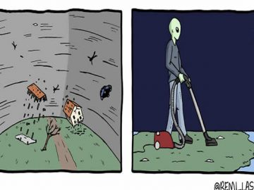 36 quadrinhos estúpidos para pessoas com um senso de humor negro 17