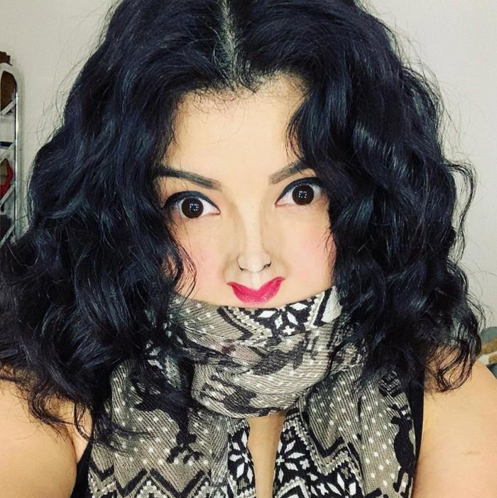 Esta pequena maquiagem para o rosto é a solução perfeita para uma máscara de coronavírus (37 fotos) 37