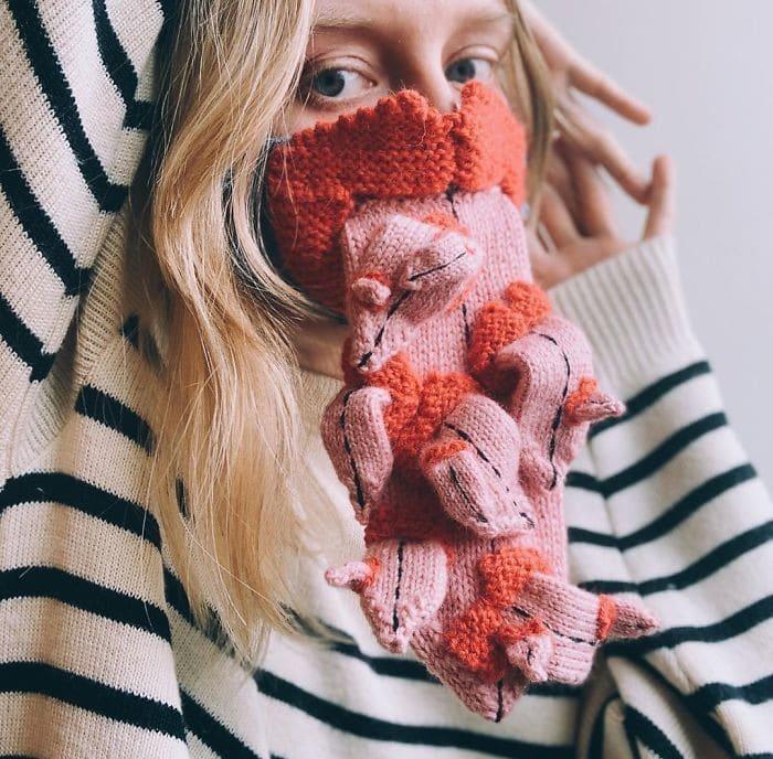 12 máscaras não convencionais de Ýrúrarí estão ficando virais 5