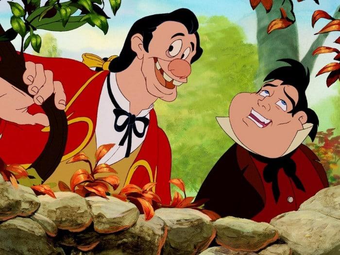 O que acontece quando você trocar os rostos de personagens de desenhos da Disney (23 fotos) 23