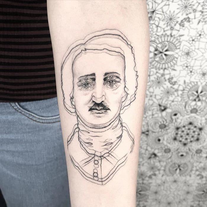 As tatuagens de ilusão de ótica da mexicana Yatzil Elizalde (23 fotos) 13