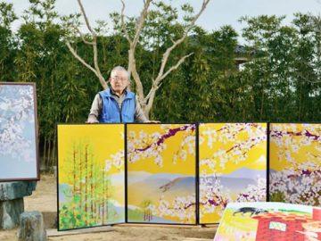 Homem de 80 anos domina Excel para criar pinturas incríveis (19 fotos) 5