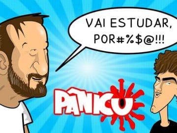 Emílio e o Pânico detonam Mário Jr do TikTok 4