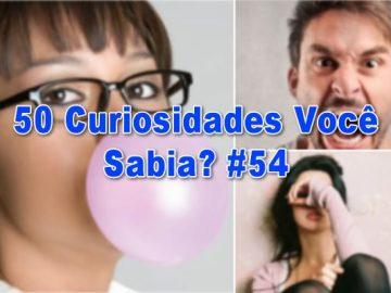 50 Curiosidades Você Sabia? #54 4