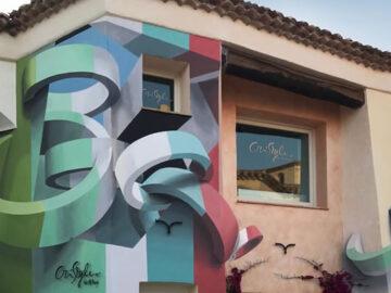 Artista cria obra surreais que parecem mudar a forma dos imóveis 40