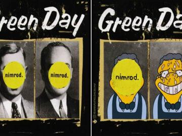 Capas de álbuns de metal divertidamente recriadas com personagens dos Simpsons 3