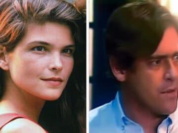 Antes e agora dos atores da novela Pantanal 2