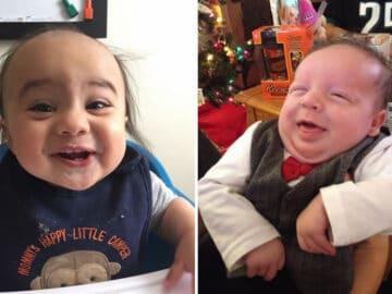 35 bebês que parecem homens de meia-idade 10