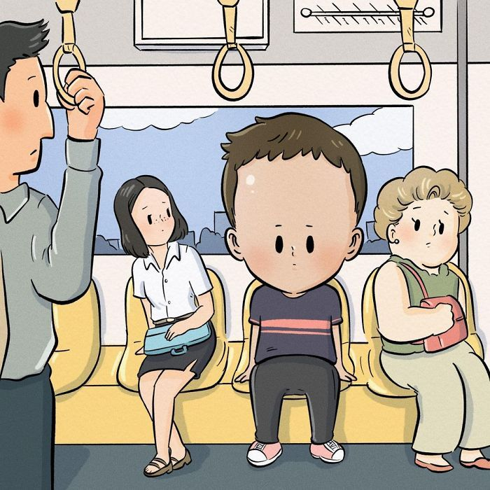 Esta história em quadrinhos comovente está fazendo todo mundo chorar 10