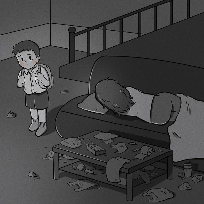 Esta história em quadrinhos comovente está fazendo todo mundo chorar 13
