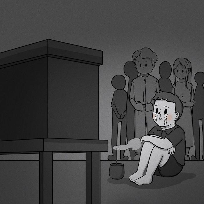 Esta história em quadrinhos comovente está fazendo todo mundo chorar 15
