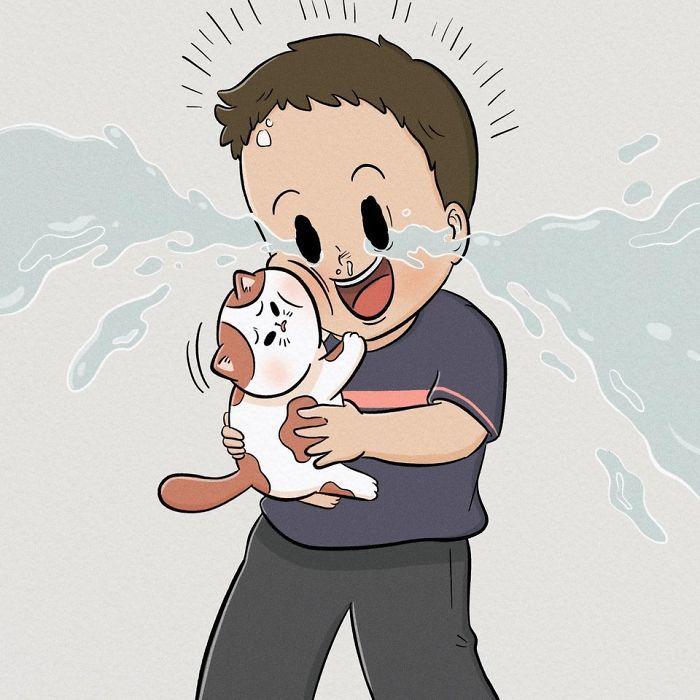 Esta história em quadrinhos comovente está fazendo todo mundo chorar 28
