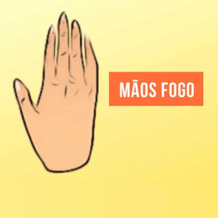 Teste psicológico forma da sua mão revela sua verdadeira natureza 3
