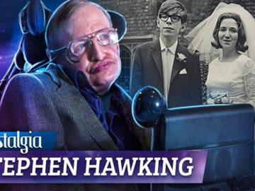 Stephen Hawking - Documentário Nostalgia 2