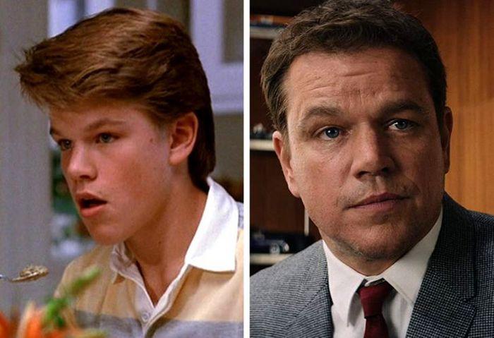 24 antes e depois da aparência de celebridades famosas de Hollywood 3