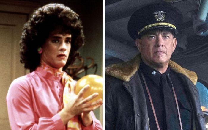 24 antes e depois da aparência de celebridades famosas de Hollywood 8