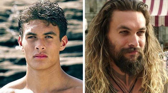 24 antes e depois da aparência de celebridades famosas de Hollywood 16