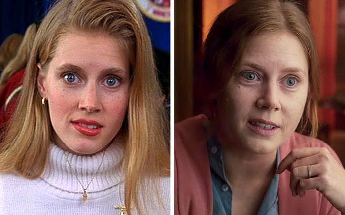 24 antes e depois da aparência de celebridades famosas de Hollywood 24