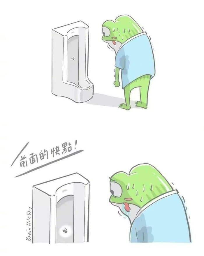 Artista taiwanês ilustra personagens fofinhos em situações engraçadas 14