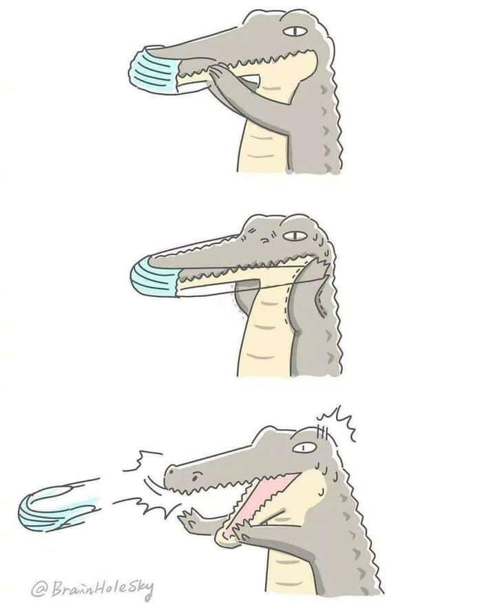 Artista taiwanês ilustra personagens fofinhos em situações engraçadas 17