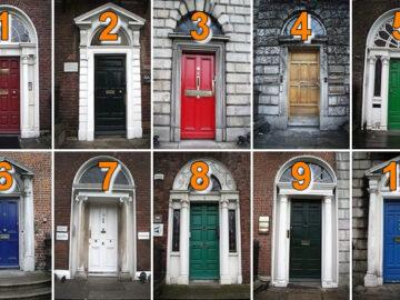 Descubra um medo que você tem. Escolha uma porta! 5