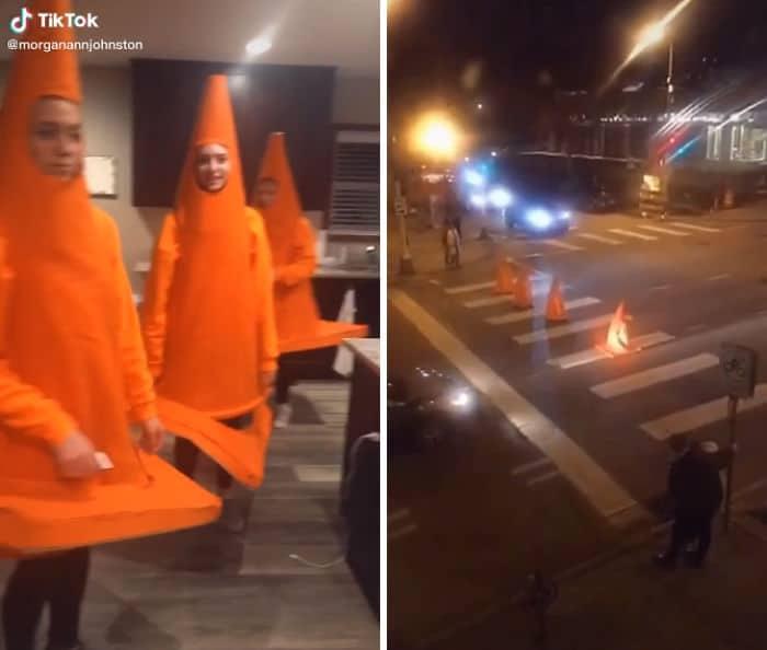 37 fantasias de Halloween incríveis que viralizou no Tiktok 15