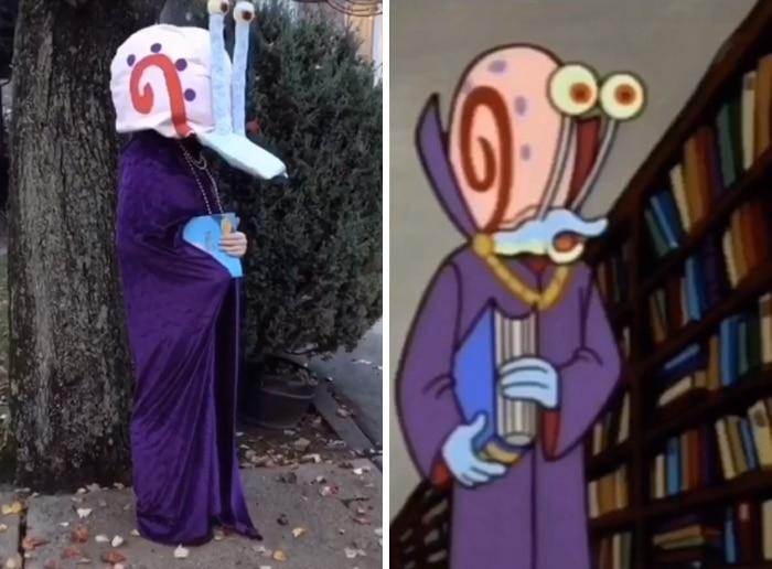 37 fantasias de Halloween incríveis que viralizou no Tiktok 37